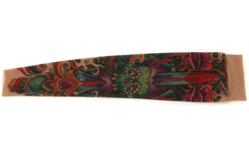 Tattoo Sleeve Sword Medium