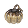 Fall Hand blown Gourd - Small