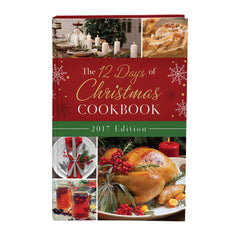 12 Days of Christmas Cookbook 2017