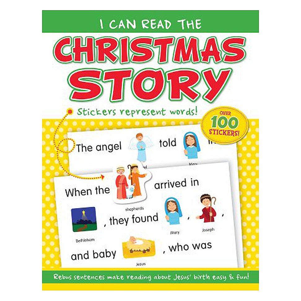 I Can Read The Christmas Story