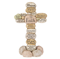 Always Believe - Cross Figurine