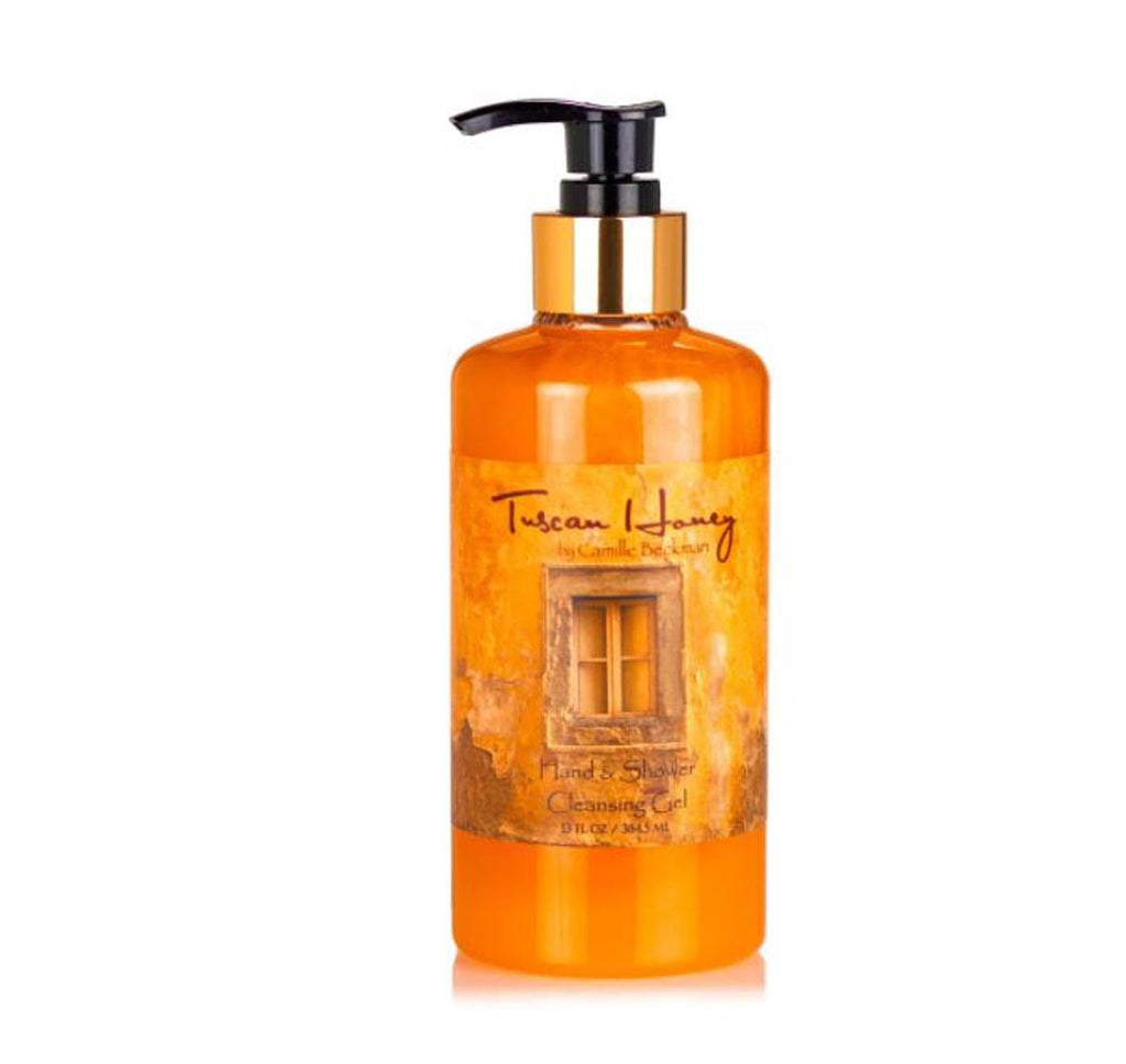 Tuscan Honey-Hand and Shower Cleansing Gel 13oz