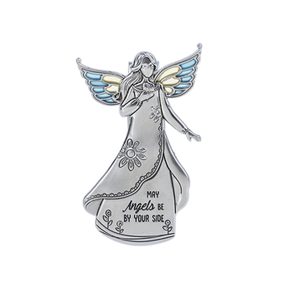 Swivel Visor Clip Butterfly Angel-By Your Side