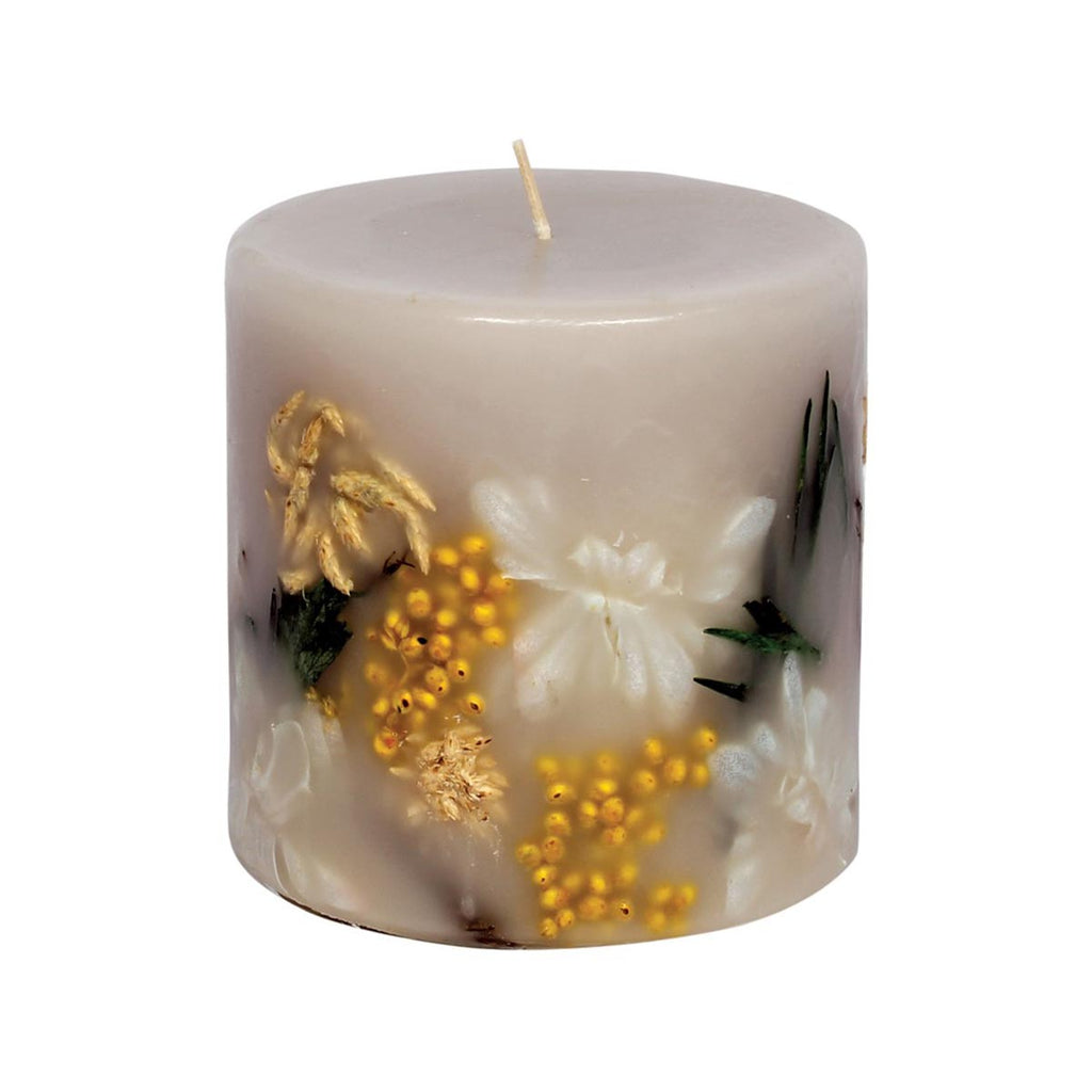 Luminary Candle Garden Vanilla