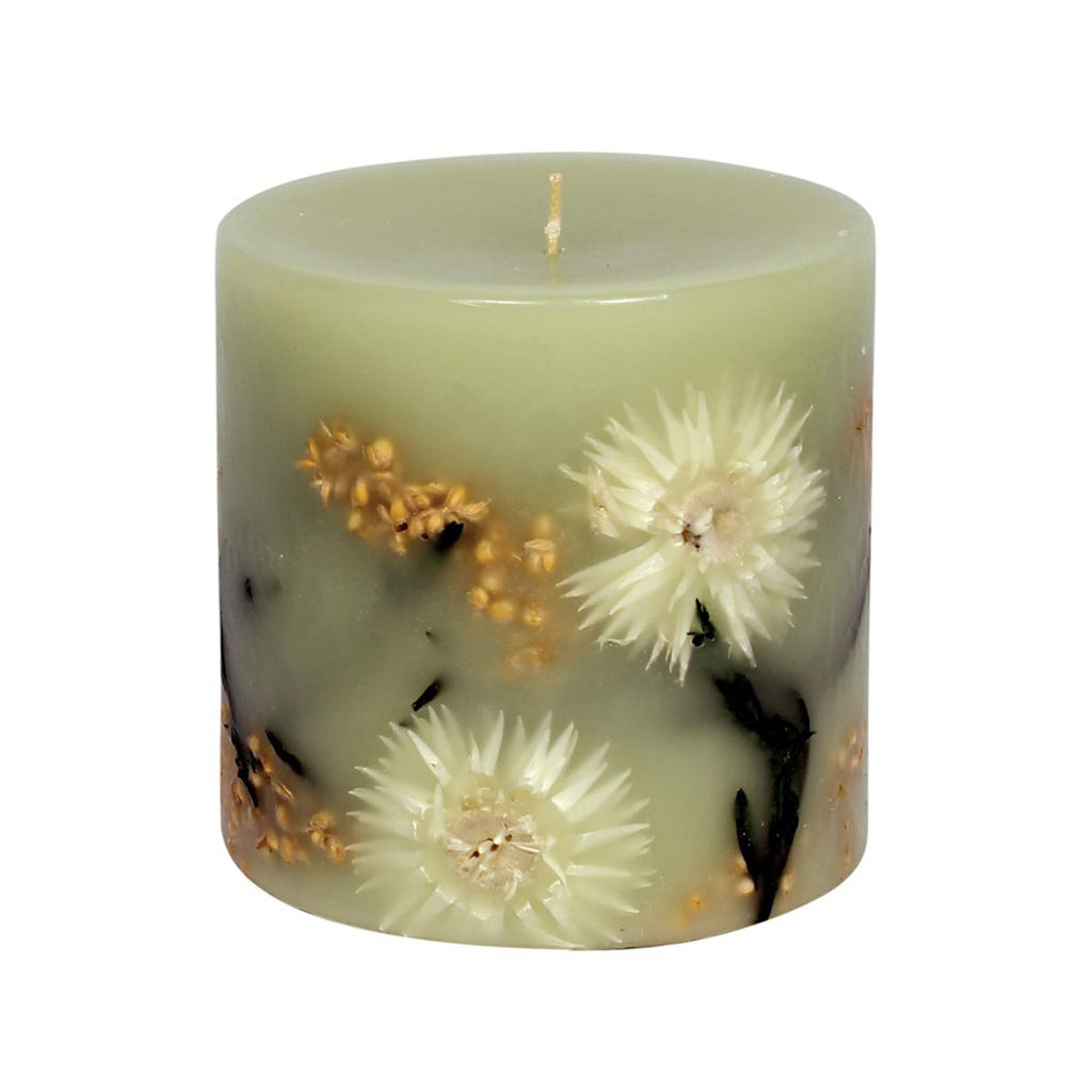 Luminary Candle Sage