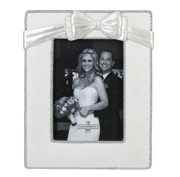 Wedding Frame - Bow