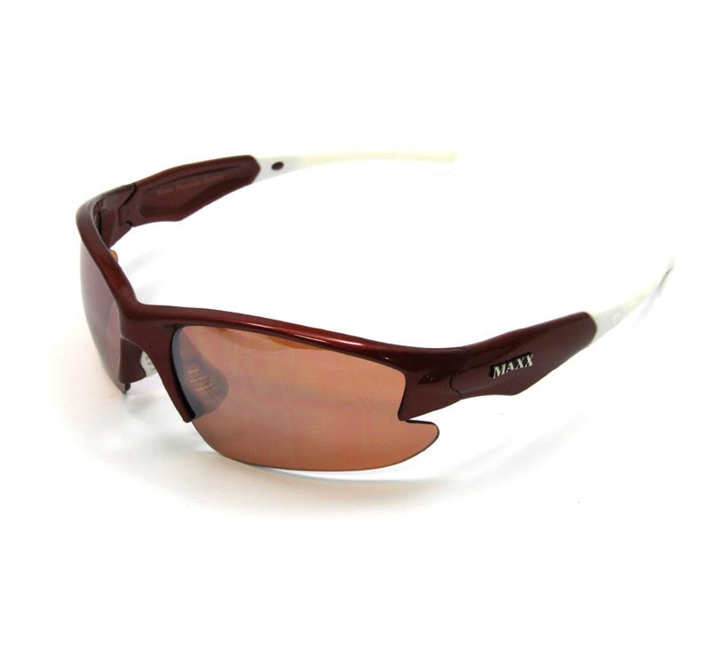 Maxx Phantom Red Sunglasses