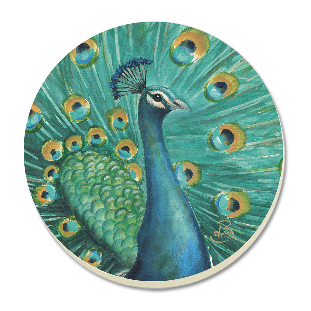 Coasters-Peacock Majestic Beauty