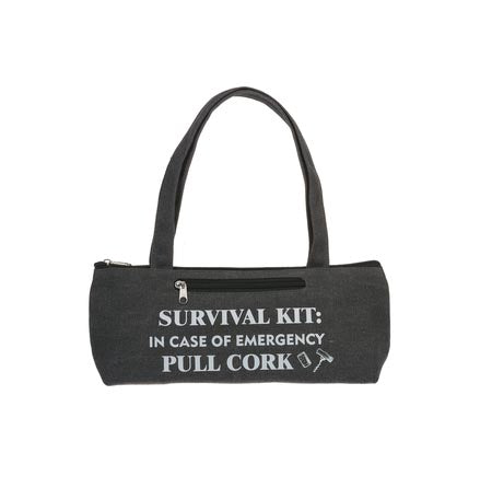 Wine Handbag-Pull Cork
