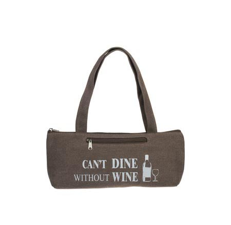 Wine Handbag-Can't Dine