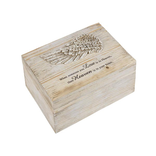 Memorial Angel Box Large