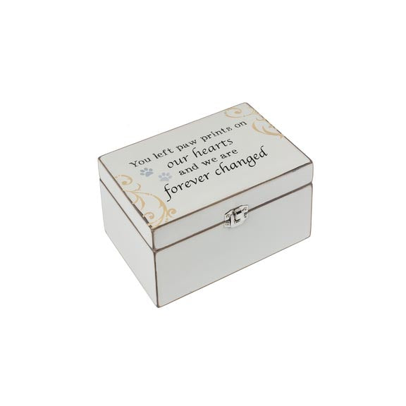 Keepsake Pet Memorial Box Small