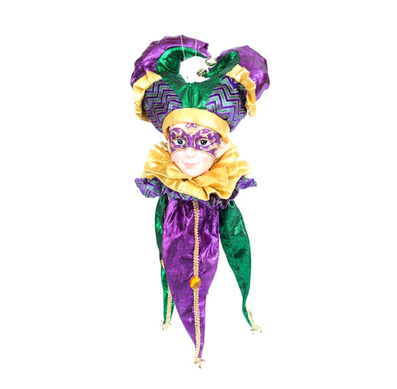 Hanging Jester Ornament-Large 22""