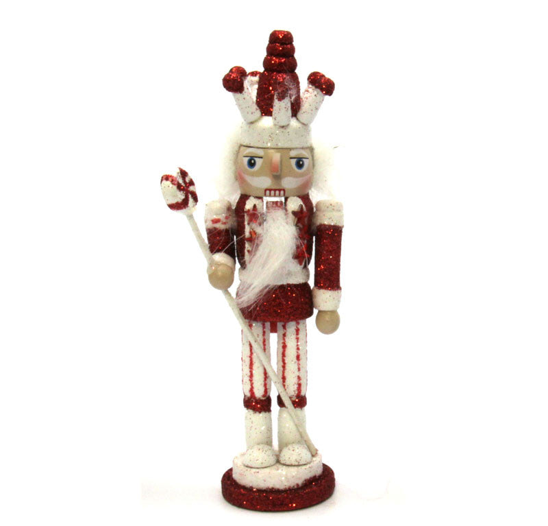 Nutcracker Red & White Red Hat