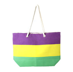 Mardi Gras Over-sized Bag