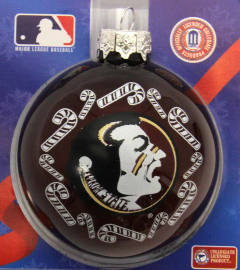 Florida State Noles Christmas Ornament