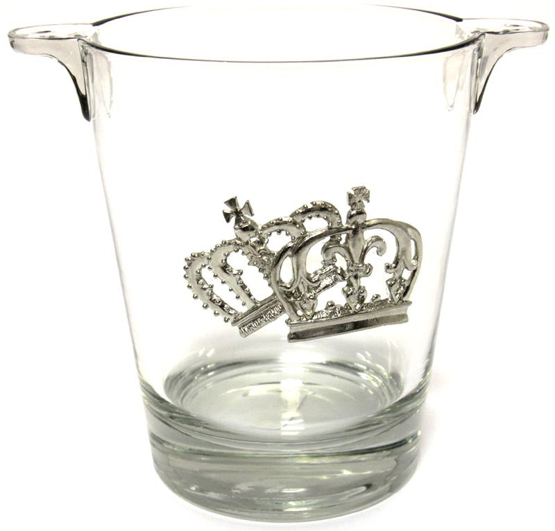Crown King/Queen Ice Bucket
