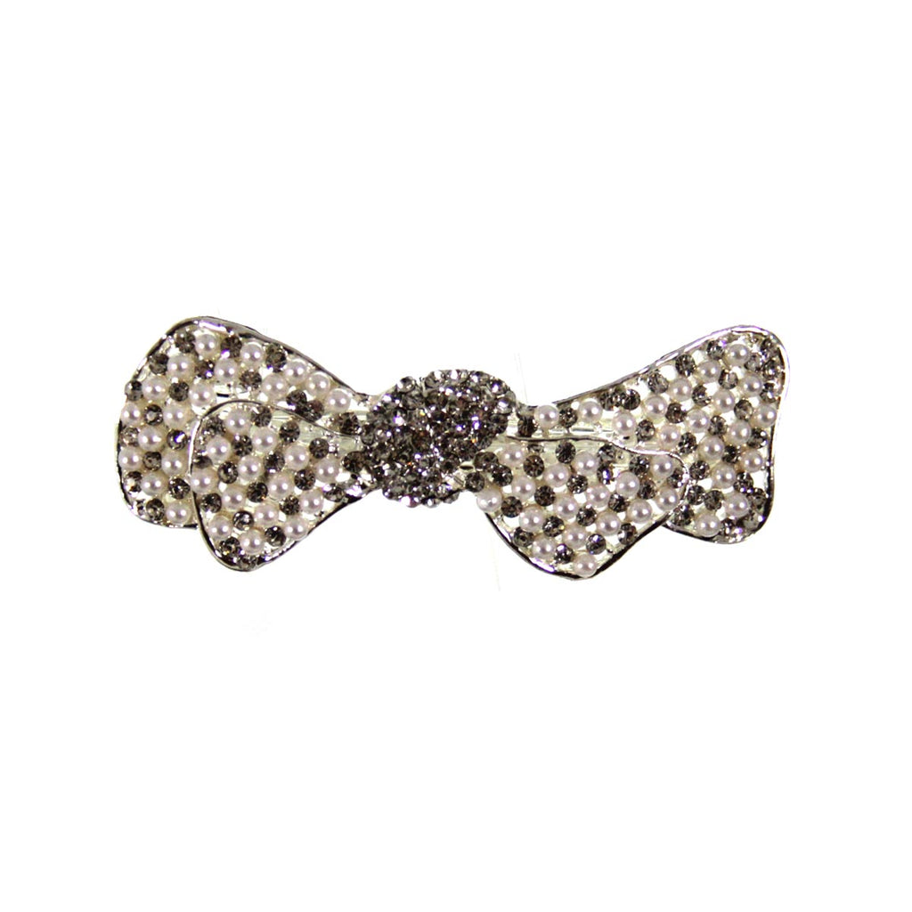 Bow Hair Barrette