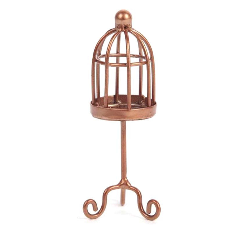 Bird Cage Figurine
