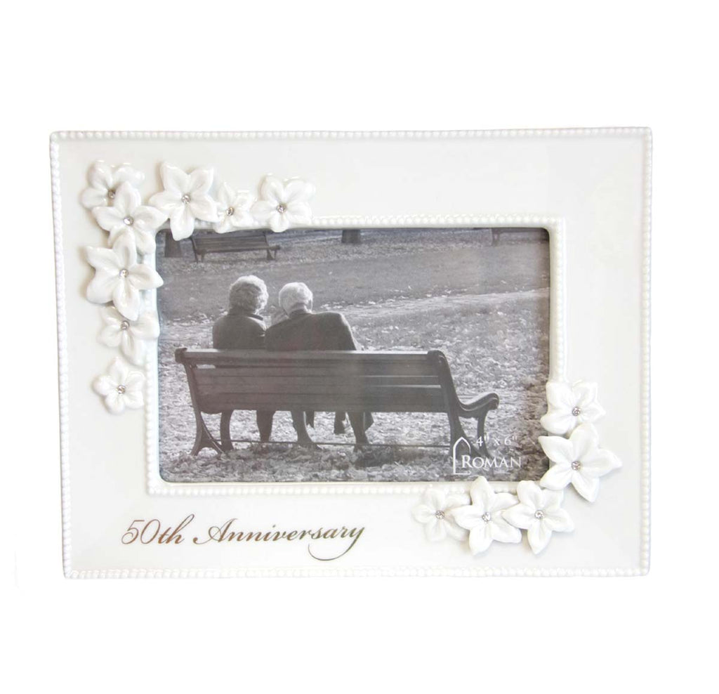 50th Anniversary Frame 4X6