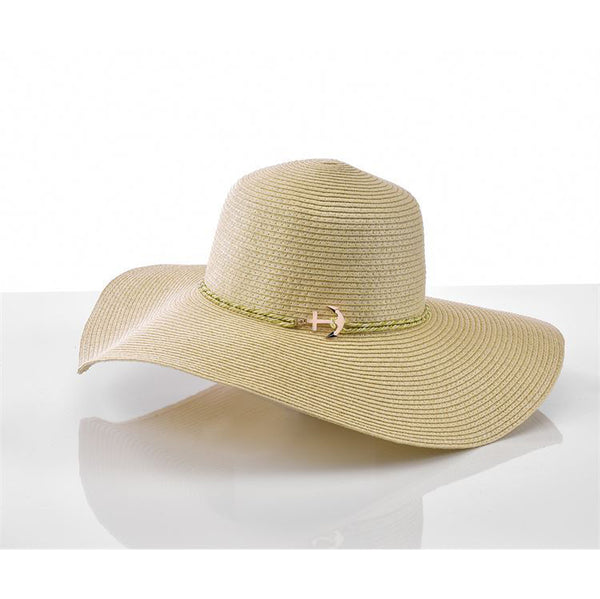 Avenue 9 Paper Straw Sun Hat