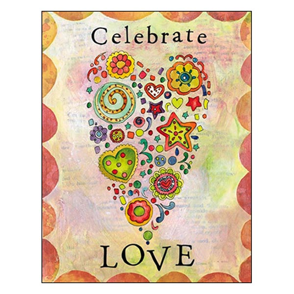 Anniversary Card: Celebrate Love