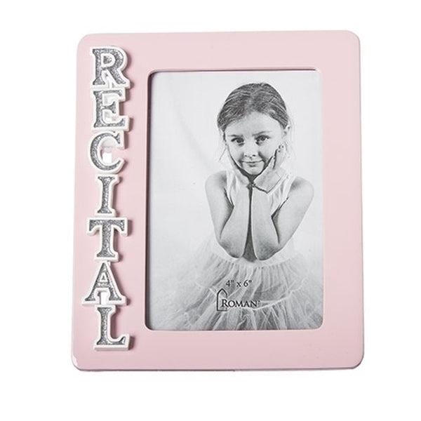"""RECITAL"" Dance Frame 4X6"