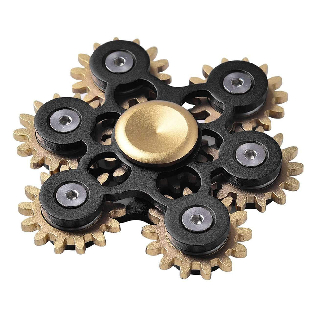 Gear Head Spinner