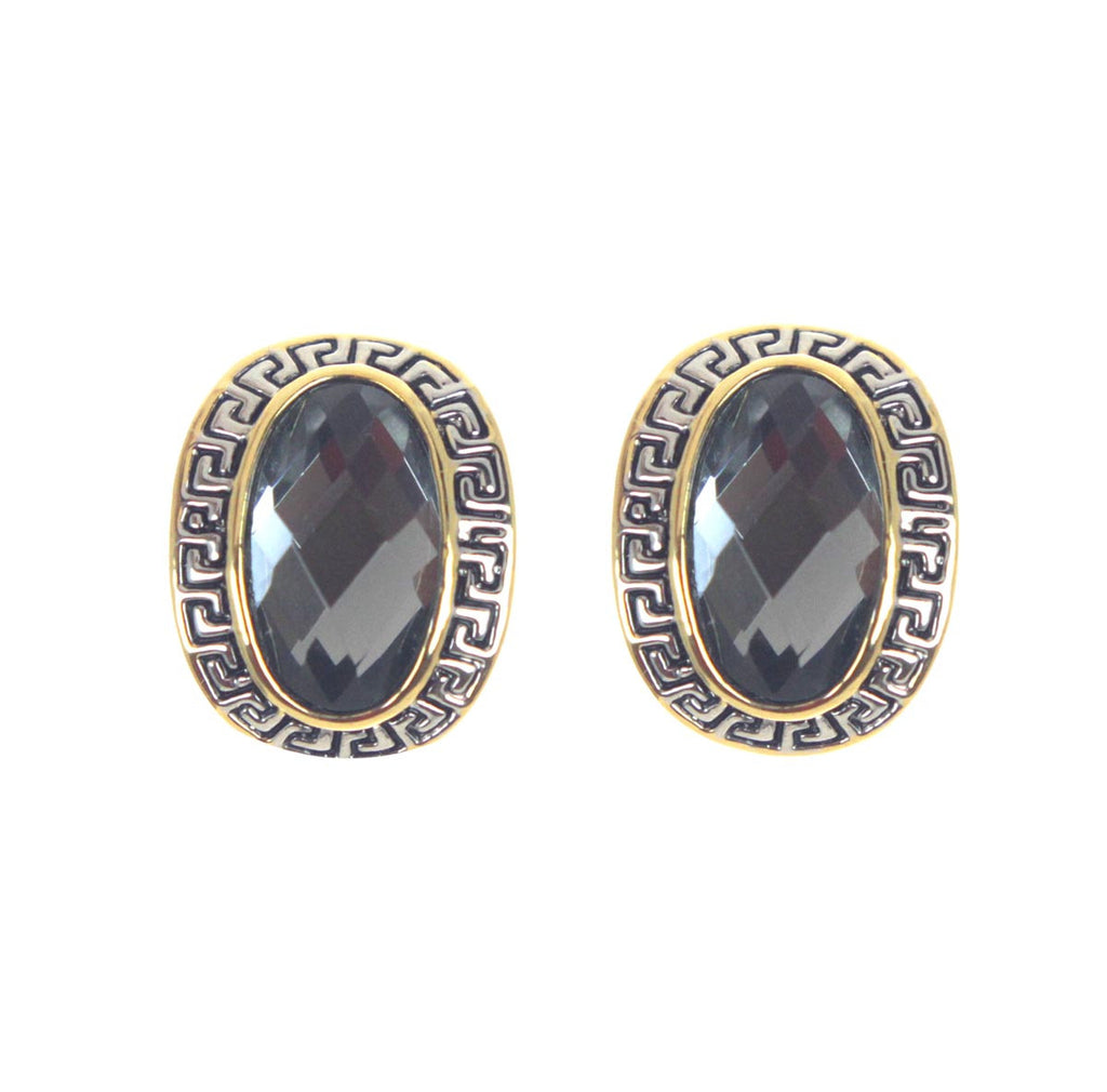 Valentina Earrings Blue