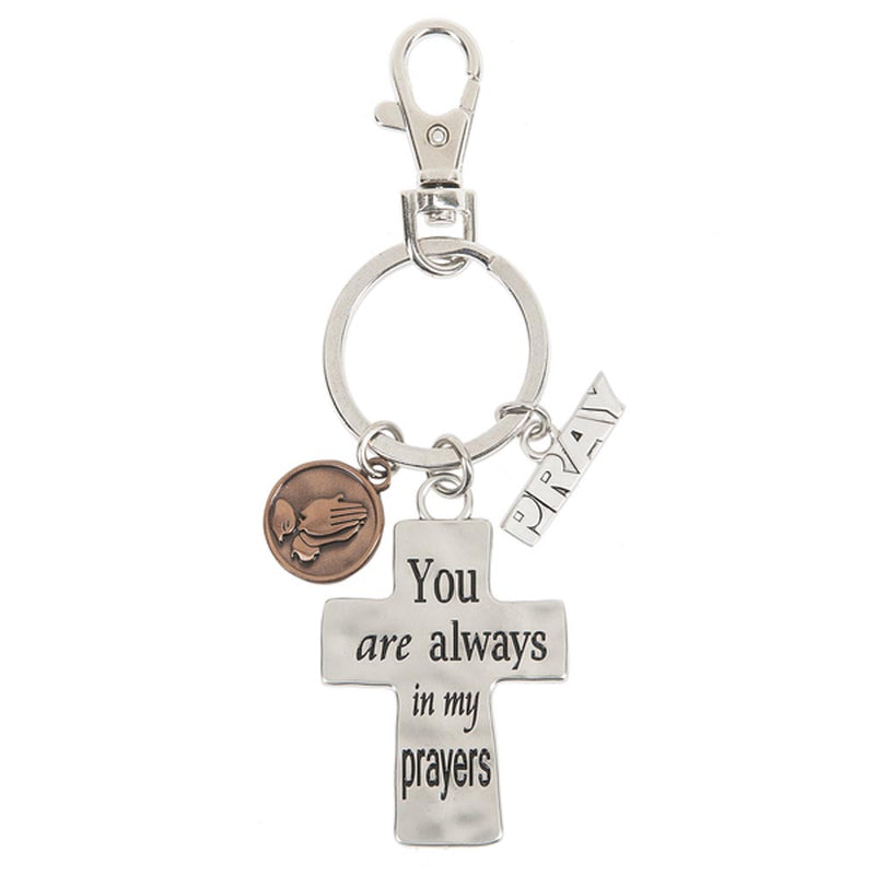 Key Ring - You are always in my prayers
