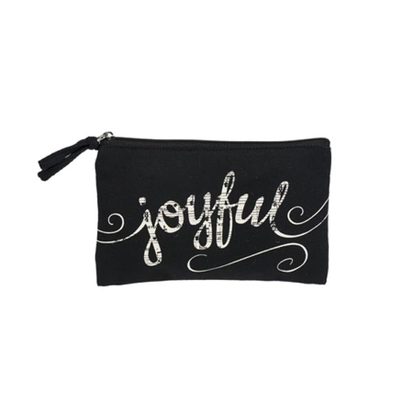Cosmetic Bag - joyful