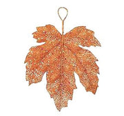 Shimmer Fall Leaves Copper Large