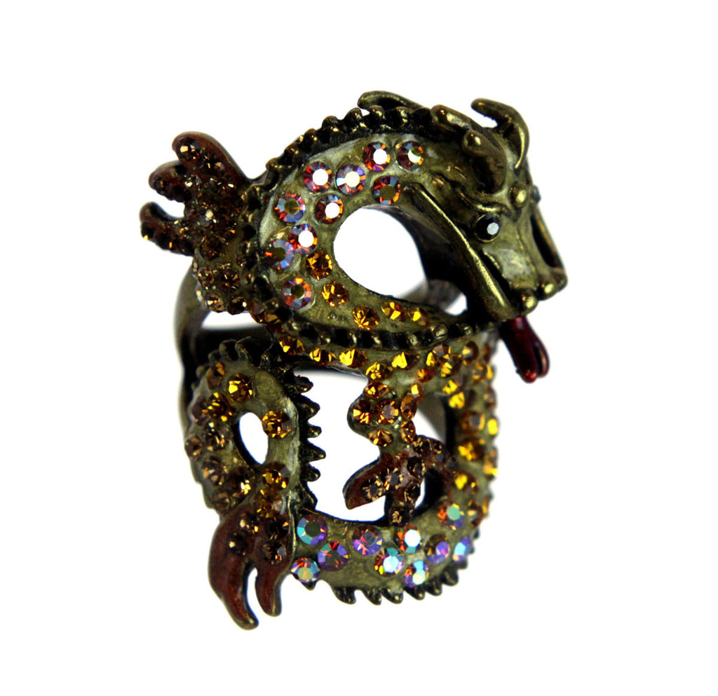 Dragon Rider Ring Size 6