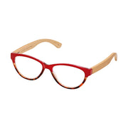 '+1.50 Lucia Bamboo Readers-Red