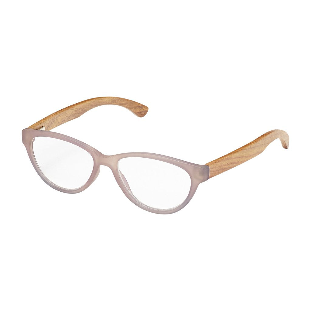 '+2.00 Madison Rosewood Readers-Gray