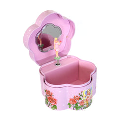 """Dance of the Plum Fairy"" Jewelry Music Box"