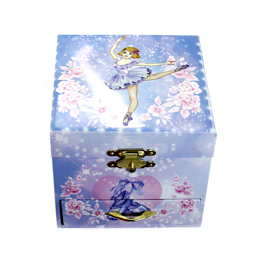 "Ballerina ""Invitation to the Dance"" Jewelry Box"