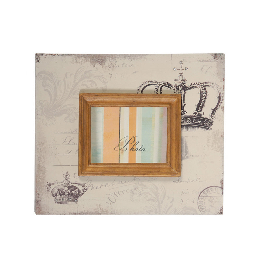 Crown Frame-Horizontal 4X6