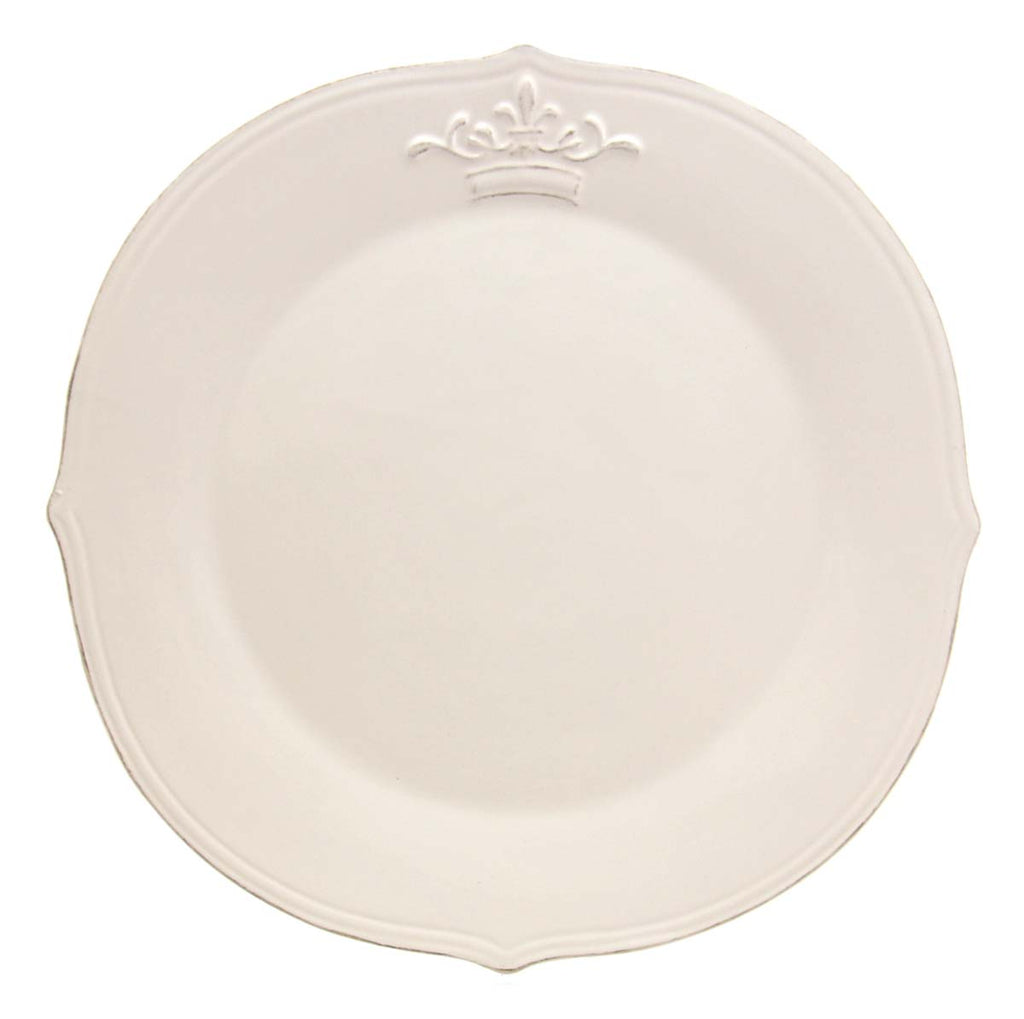 The Royal Standard Crown Dinner Plate