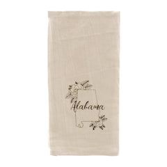 Alabama Flour Sack Towel