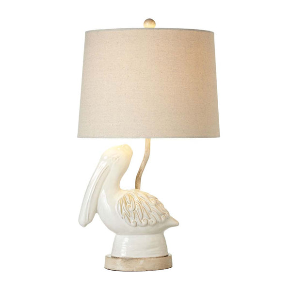 Pelican Accent Lamp