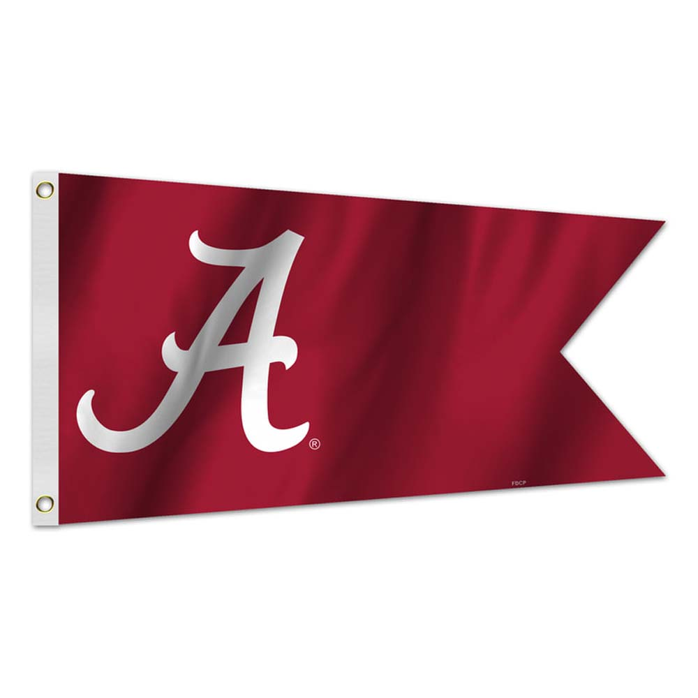 University Of Alabama Boat Flag