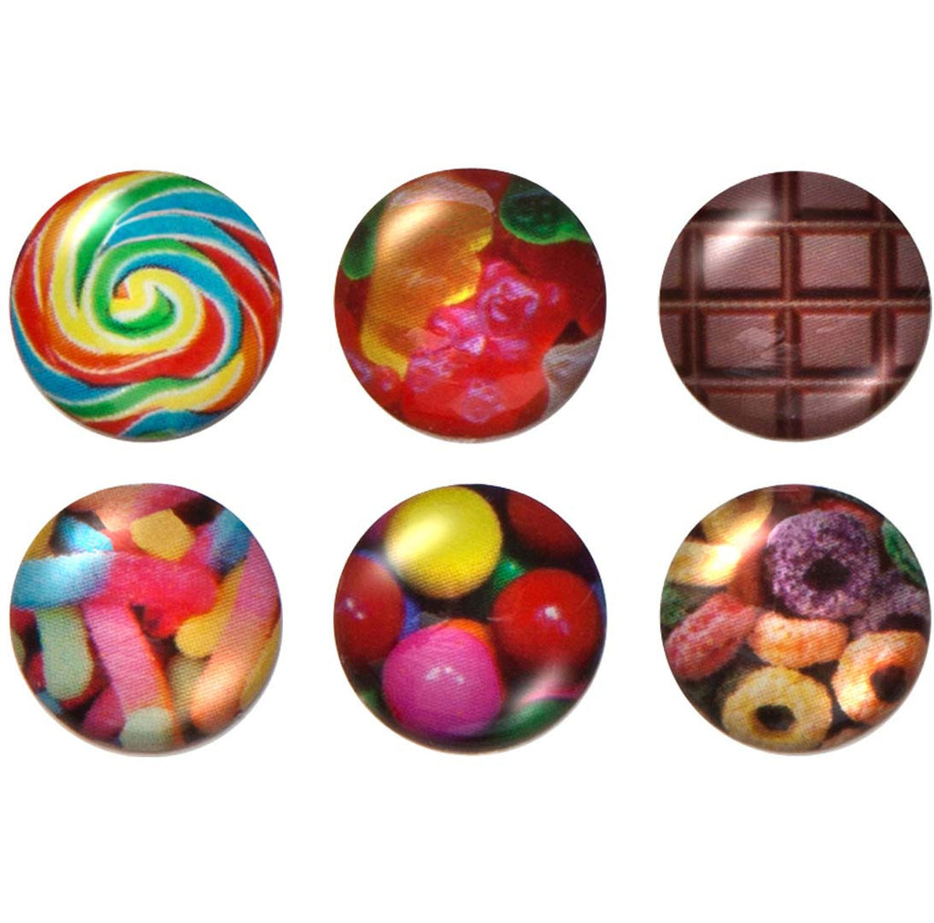 Home Button Sticker Pack Candy
