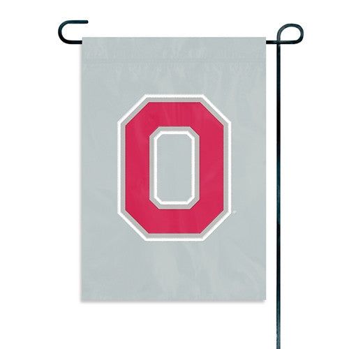 Garden/Window Flag Ohio State Buckeyes
