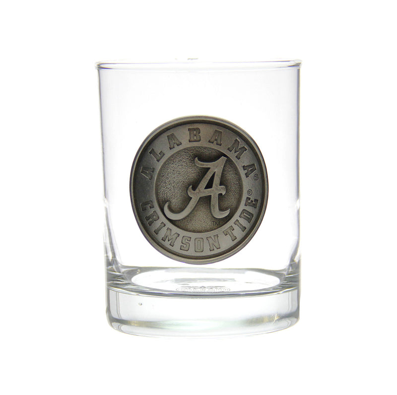 University of Alabama Clear Glass