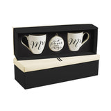 Ceramic Cup O' Java and Ornament Gift Set, Wedding