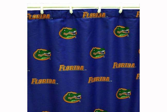 Shower Curtain Cover Florida Gators