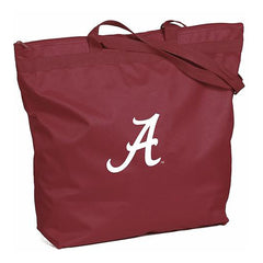 Zipper Tote - Alabama