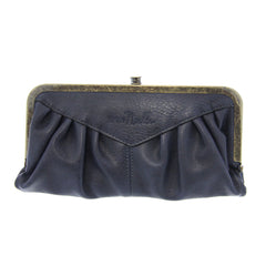 Simply Noelle Bustle Wallet-Navy