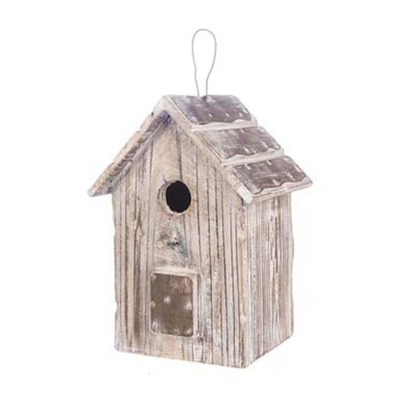 Rustic Birdhouse large style 2